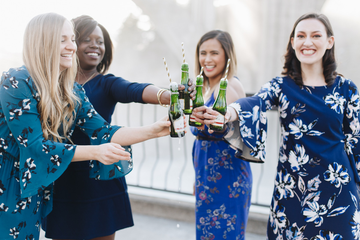 washington state university pharmacy graduate shoot, champagne