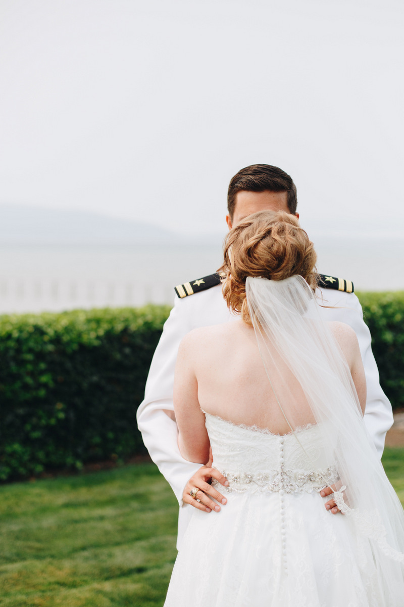 bellingham navy wedding